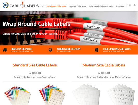 WWW.CABLE-LABELS.COM